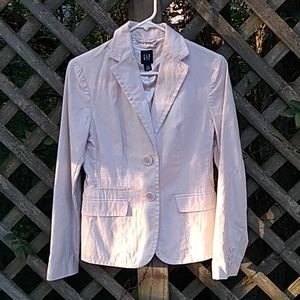 Gap Women's Cream Blazer